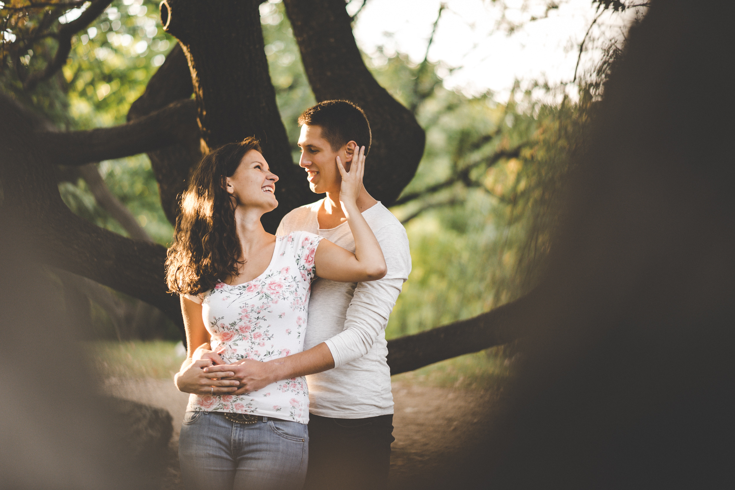 portrait couple photography